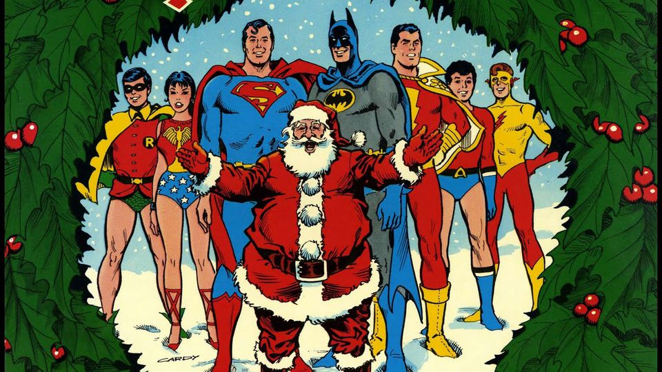 Holiday Gift Ideas for Comic Book Fans